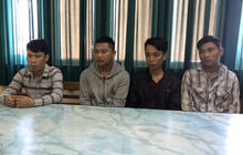 Nhóm thanh niên dùng ghế đánh vào đầu, đá liên tiếp thiếu úy công an vì bị nhắc hát karaoke ồn ào