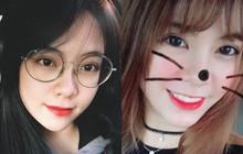 Đại hội gái xinh team cận thị: Bỏ kính hay đeo kính đều dễ thương hết phần người khác!