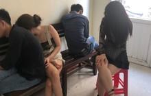 Bắt quả tang nhóm 5 thanh niên nam nữ thuê khách sạn để phê ma túy ở Đà Nẵng