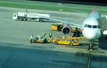 Kỷ luật các nhân viên ném hành lý ký gửi của hành khách ở Sân bay quốc tế Đà Nẵng