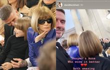 Beckham phát hiện sự trùng hợp đáng yêu: Được dắt đi sự kiện, Harper bỗng hóa bản sao của nhân vật ngồi ngay cạnh
