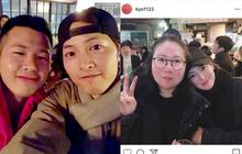 """Đây là động thái mới nhất của Song Hye Kyo khi bị dân mạng """"khủng bố"""" bằng câu hỏi về chồng Song Joong Ki"""
