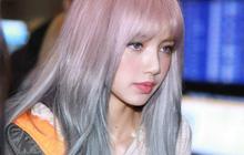 Lisa (Black Pink) hẳn sẽ khiến visual nhiều nhóm lép vế nếu thật sự để kiểu tóc này