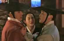 """Chưa kịp yêu Go Ara, fan đã đẩy thuyền """"đam mỹ"""" của Jung Il Woo và bạn thân trong """"Haechi"""""""