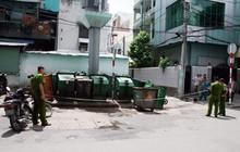 Nhóm đối tượng lạ mặt truy sát thiếu niên 16 tuổi trước quán bún đậu mắm tôm ở Sài Gòn