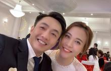 Cường Đô La tuyên bố thế này khi được hỏi có phải Đàm Thu Trang đang mang thai?