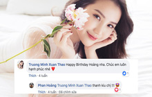 Hậu chia tay, Primmy Trương vẫn like ảnh, bình luận qua lại thân thiết với em trai Phan Thành