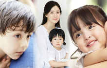 Những đứa con đẹp như thiên thần của dàn sao châu Á: Không ít bé lớn lên trong hoàn cảnh gia đình tan vỡ