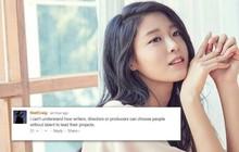"""Tái xuất màn ảnh nhỏ sau 4 năm, Seolhyun vẫn tiếp tục hứng cơn mưa gạch từ netizen Hàn """"như mọi lần"""""""