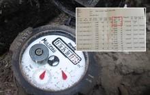 Gia đình ở Hà Nội choáng váng nhận hóa đơn nước hơn 23,6 triệu đồng, 1 tháng đồng hồ quay đến 940m3 nước