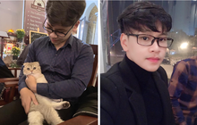 """Đăng ảnh hỏi thông tin boss mèo nhưng ngoại hình điển trai của """"sen"""" mới là điều cư dân mạng chú ý"""