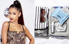 """Giàu nứt đố đổ vách nhưng bảo bối dưỡng da của """"thánh bùng show"""" Ariana Grande chỉ có giá chưa đến 200K"""