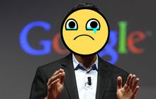 """Cười rụng rốn với các ông chú ở Google: Cũng vụng """"tới bến"""" như người thường mà thôi"""