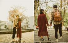 """Không ngờ có một Bách Khoa """"tình"""" đến thế trong bộ ảnh của cặp đôi gái Xây dựng trai Kiến trúc"""