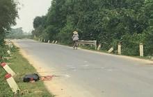 Tông trúng trâu trên quốc lộ, nam thanh niên tử vong tại chỗ