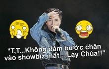 Chào Sơn Tùng M-TP của năm 2012, không biết Sơn Tùng có còn sợ showbiz nữa không ta?