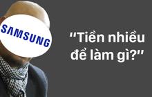 """Samsung trả lời câu hỏi """"Tiền nhiều để làm gì"""": Cho cả làng mỗi người một cái S9, bỏ 20 triệu đô mua một tấm selfie"""