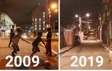 Sự khác biệt của 1 con ngõ năm 2009 và 2019: Thứ mình nhớ nhất hoá ra lại là... chính mình!