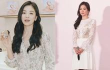 Kín đáo mà vẫn đẳng cấp đúng chuẩn minh tinh, bảo sao Song Hye Kyo cứ dự sự kiện là dân tình lại phải trầm trồ