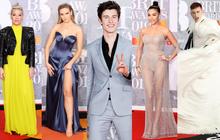 Thảm đỏ BRIT Awards 2019: Pink, Shawn Mendes dẫn đầu dàn sao, nhưng spotlight thuộc về loạt màn đọ sắc gây sốc