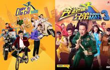 """Đọ poster 3 phiên bản """"Running Man"""": Bản Việt Nam """"lồng lộn"""" vẫn chưa bằng bản Trung Quốc"""