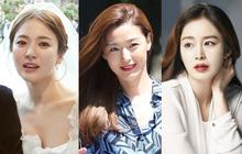 Chồng thôi việc ở ngân hàng lớn nhất nước Mỹ để về gia tộc, Jeon Ji Hyun bỗng được so sánh với Song Hye Kyo, Kim Tae Hee