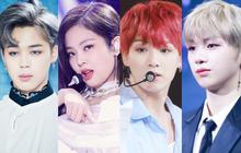 BXH 30 idol Kpop hot nhất: BTS thống trị top đầu bên Jennie, nhưng xuất sắc nhất là Kang Daniel và Jisung