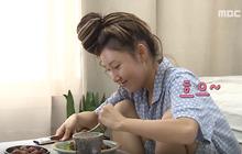 """""""Nữ hoàng lòng bò nướng"""" Hwasa (MAMAMOO) tiếp tục trở thành """"hiện tượng"""" nhờ món ăn này!"""