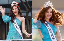 Sự cố hi hữu trong lịch sử Miss Universe: Đang diễu hành, Hoa hậu làm vỡ vương miện 6 tỉ và phản ứng bất ngờ sau đó