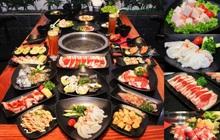 Hot hơn cả mùa hè Hà Nội – buffet lẩu nướng hơn 50 món tại HotnTasty đang giảm 50% người thứ 2