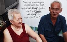 Chuyện tình sâu đậm của ông cụ 70 tuổi mù lòa ở Sài Gòn, 25 năm bán bánh nuôi vợ bệnh tật