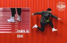 Vượt qua chính mình cùng với Pampa Hi Dare