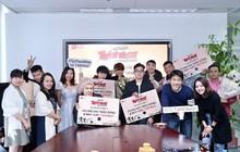 """Cover cực """"đỉnh"""" thử thách nhảy TWINWash, nhóm bạn trẻ nhận phần quà khủng từ LG Việt Nam"""