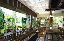 """Hancoffee Ecopark: Uống """"sành"""" nơi sống xanh"""