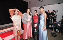Chuyên gia trang điểm Phúc Nghĩa tái ngộ Hoa hậu Hoàn vũ Thế giới và H'Hen Niê tại New York Fashion Week