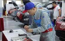 Toyota Việt Nam hỗ trợ nâng cao chất lượng tay nghề từ giảng đường