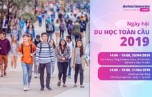 Ngày hội du học toàn cầu Việt Nam 2019 - Sự kiện du học không thể bỏ lỡ!