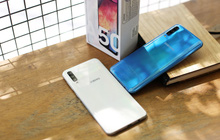 Mua trả góp không lãi suất Galaxy A50 và trúng thêm S10 mỗi ngày tại FPT Shop