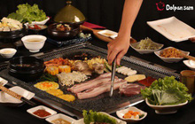 Lý do nướng bàn đá luôn khiến fan thịt nướng mê tít?