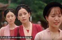 Soi những chi tiết thú vị trong MV cổ trang mới của Chi Pu