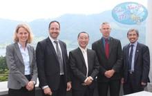 Hội thảo học bổng du học Thụy Sỹ, trường IMI