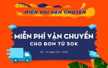 Freeship hết mức: Miễn phí vận chuyển mọi đơn hàng từ 50K trên Shopee!