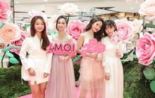 """Địa điểm mới với sắc """"hồng toàn tập"""" của M.O.I làm các quý cô yêu màu hường mê mẩn"""