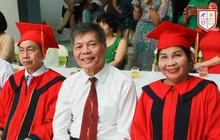 Ban lãnh đạo trường Đa Trí Tuệ MIS và tâm huyết với thế hệ trẻ