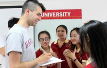 Sinh viên SIU giao lưu cùng sinh viên Đại học Harvard