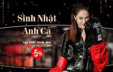 Citigym tổ chức dạ tiệc lung linh cho khách hàng nhân dịp kỷ niệm 1 năm ra mắt CLB Thành Thái