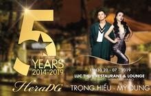 Bữa tiệc âm nhạc và thời trang hoành tráng đánh dấu kỉ niệm 5 năm của HeraDG