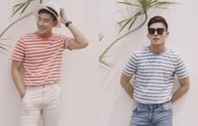 Phối đồ phong cách cho những chàng trai mùa hè