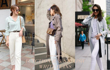 Ai bảo diện quần jeans là xuề xòa, nàng công sở cứ chất và xinh bất chấp nếu diện 3 mẫu quần hot-trend này