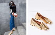 Chọn giày Tết sành điệu như fashionista